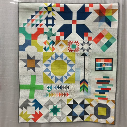 Long Island Modern Sampler by Kim Soper (Centerpoint, New York)