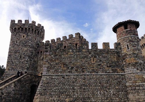 Castello di Amorosa in Napa Valley