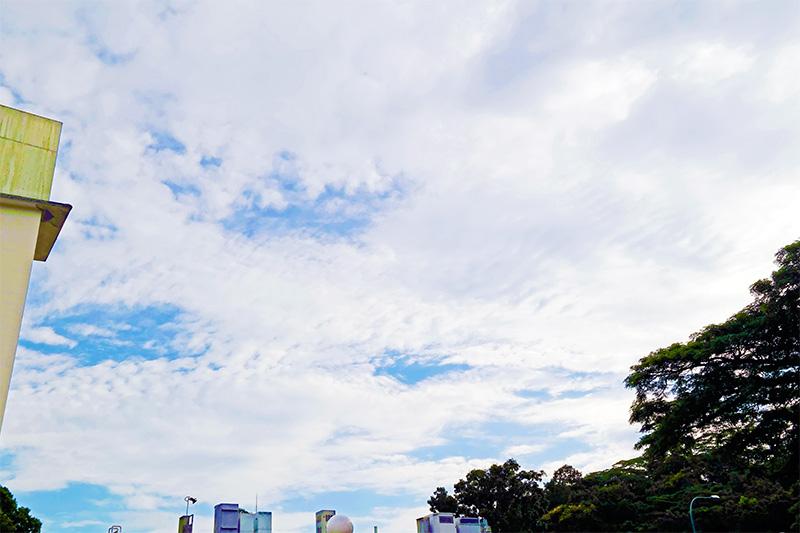 random singapore skies