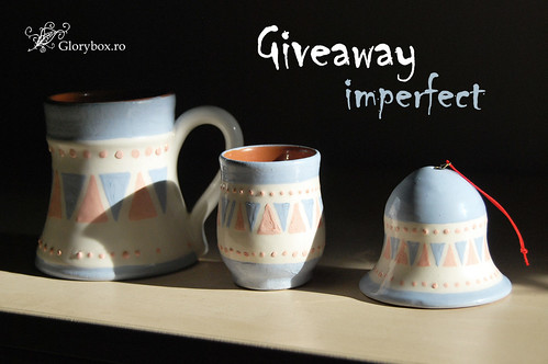 "Giveaway ""Imperfect"""