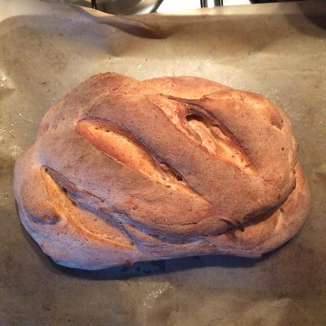 Pan Rustico bread