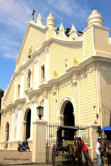 Vigan Cathedral Ilocos Sur