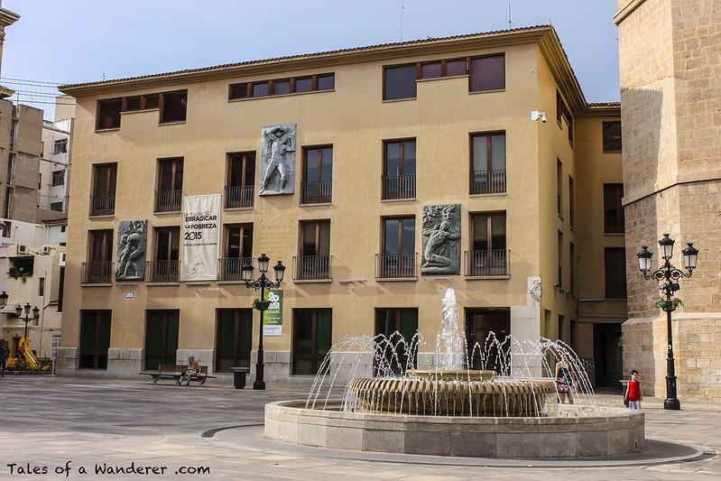 CASTELLÓN DE LA PLANA - Plaça Major