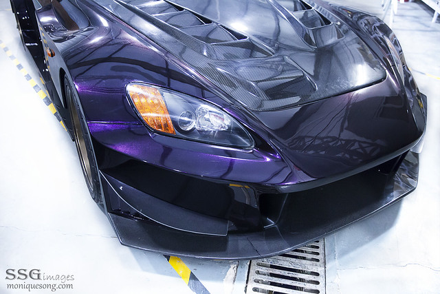 Fist auto J's Racing S2000