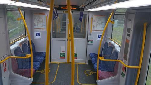 Sydney Trains 'Waratah' Train 20150124_181131