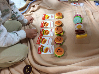 ハンバーガーゲーム