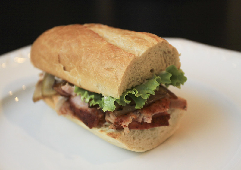 Roasted Pork Sandwich