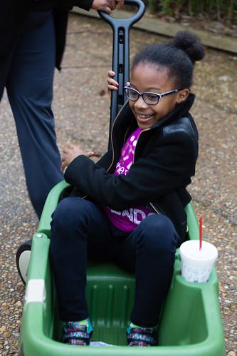 Emma at Caldwell Zoo