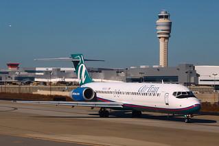 AirTran N922AT: Boeing 717-200