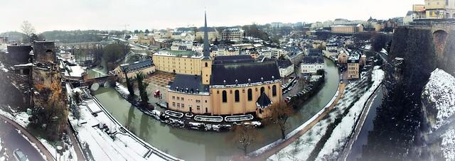 Luxembourg Grund & Neumunster