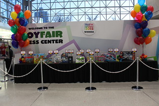 Toy Fair 2015- TOTY Winners