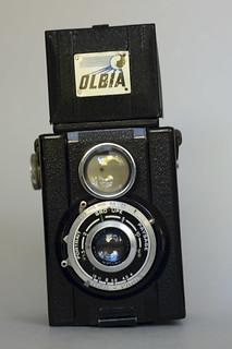 Olbia Type IV—Olbia with Roussel Trylor in Gitzo 200 shutter (thin rim) (Olbia 2) 1