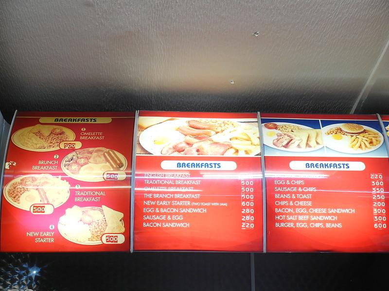 17度C遊倫敦-推薦國王十字周邊美食。Valencia。瓦倫西亞咖啡廳。 (9)
