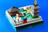 Microscale - Japanese garden and temple