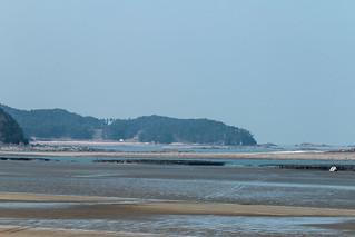 Bild av Sinduri Beach. korea lowtide southkorea 한국 대한민국 서해 chungcheongnamdo taeangun 신두리해수욕장 태안군 nhorgiarc