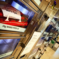 I like this... Grewar Farm Vending - local produce via a vending machine.