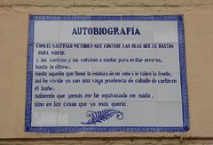 Photo of White plaque № 39157