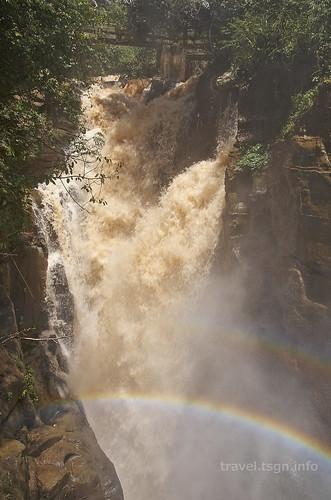 【写真】2015 世界一周 : イグアスの滝・ロワートレイル(1)/2020-09-13/PICT7485