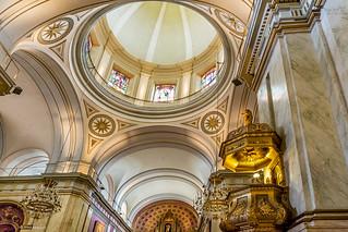 Montevideo Metropolitan Cathedral - Uruguay