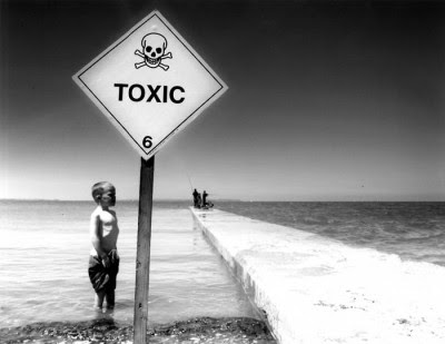 playa toxica - toxic beach