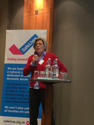 SafeLives domestic abuse conference