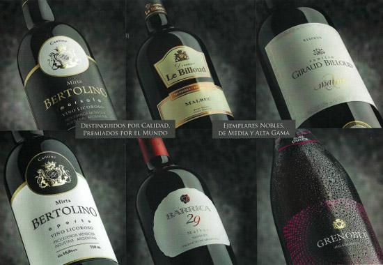 Giraud Billoud productores vitivinícolas franceses en Argentina