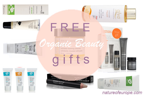 Weekly Discounts and Free Organic Beauty Gifts #9