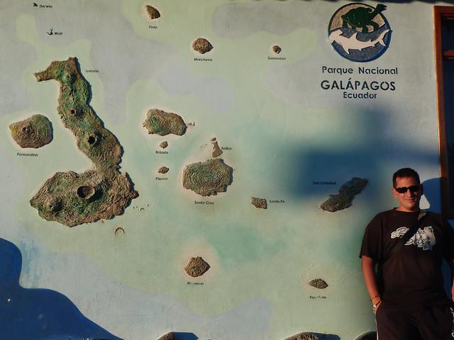 Sele en islas Galápagos