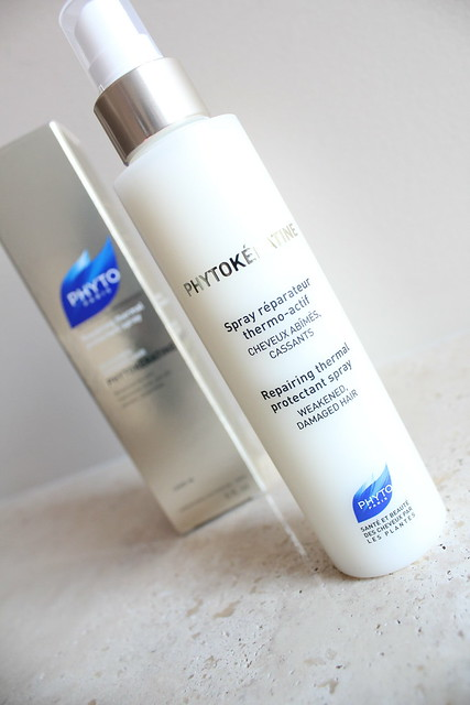 Phyto Phytokeratine Repairing Thermal Protectant Spray review