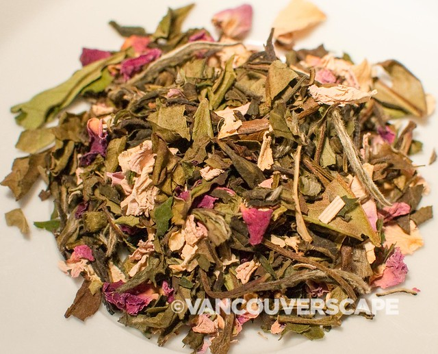 American Tea Room: La Vie en Rose tea