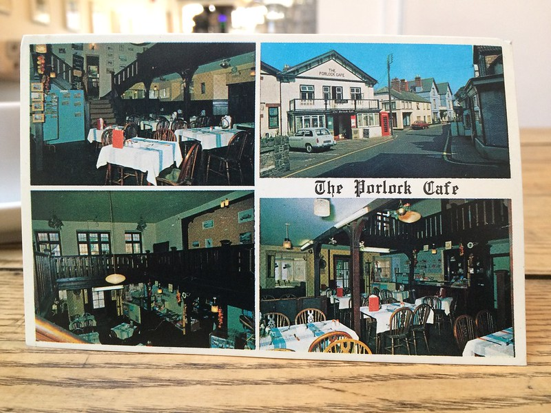 The Porlock Cafe, Porlock, Somerset