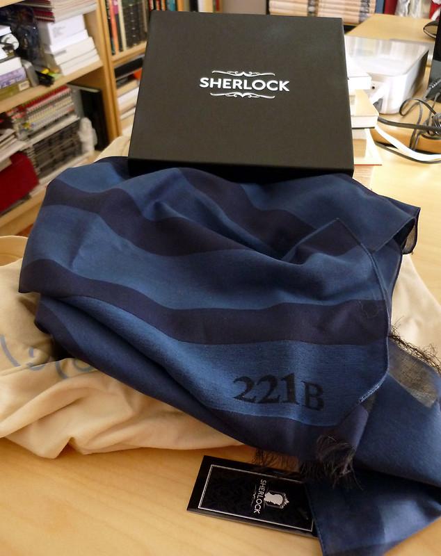 Un pañuelo de 'Sherlock'