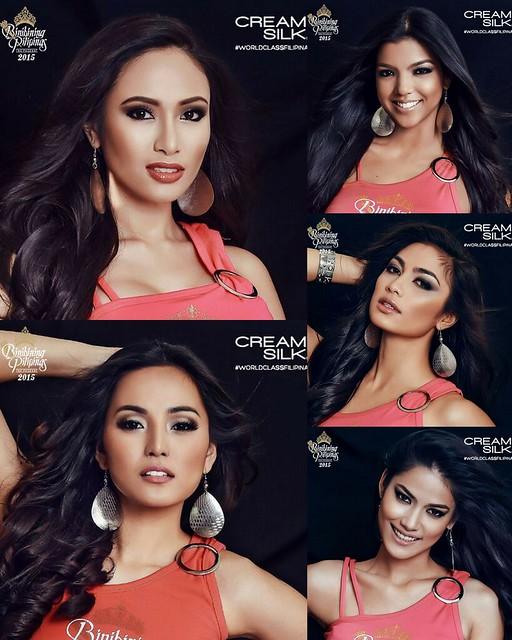 Binibining Pilipinas 2015