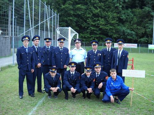 Poză de grup cu lotul SVSU Ortișoara, cod DSCN0532