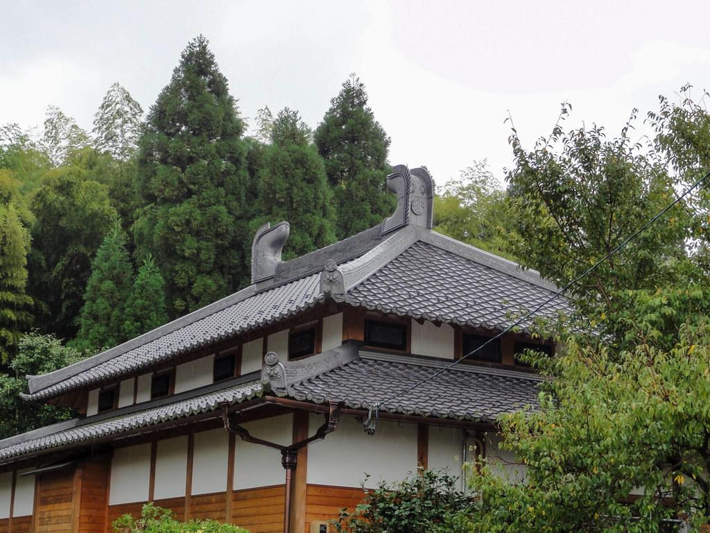 愛万博寺の鯱