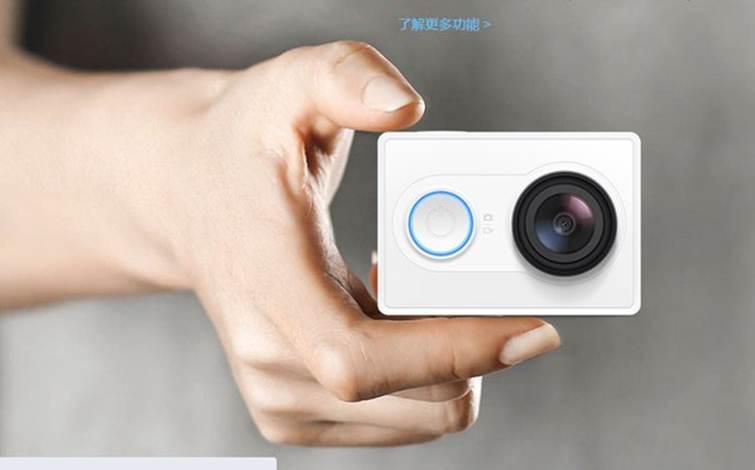Camera Xiaomi Yi