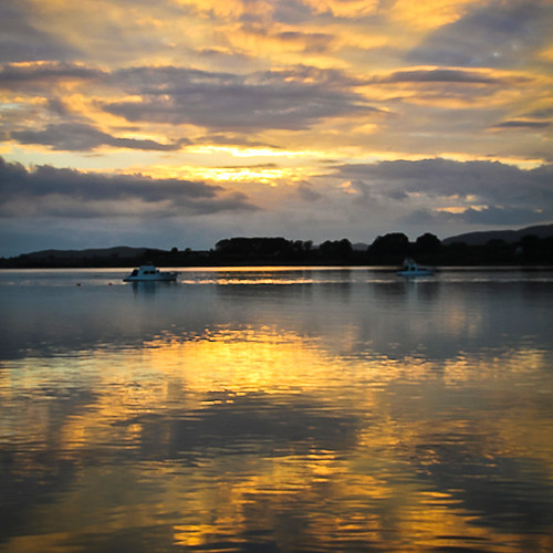 morning sea newzealand sun set sunrise january vessel 2010 tauranga edkruger