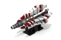 North Star Ion Frigate