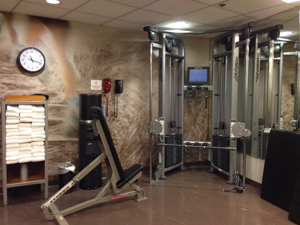 Small Fitness Centre