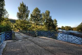 Pont à Rennes-sur-Loue