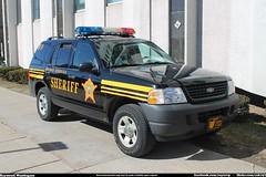 Summit County Sheriff Ford Explorer K-9