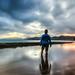 Waipouli Sunset by Marko Stavric