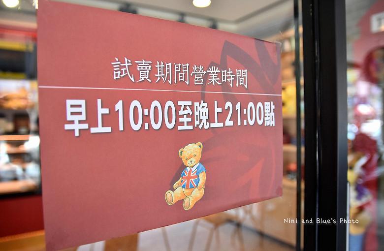 台中泰迪熊主題餐廳咖啡館20