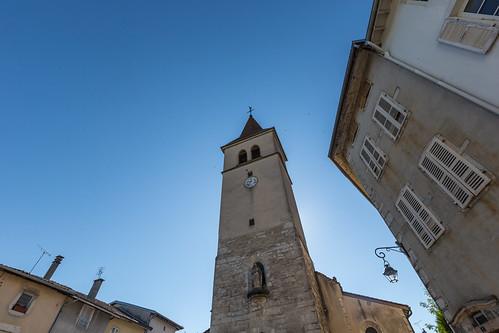 Arinthod Kirche