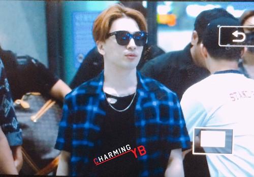 BIGBANG Arrival Seoul from Dalian 2016-06-26 (38)