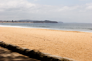 Image of Collaroy Beach near Narrabeen.