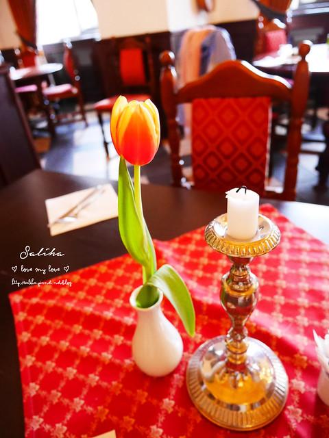 Hotel Ruze薔薇飯店Charming Hotel in cesky Krumlov中世紀扮裝晚餐-自助式早餐 (23)