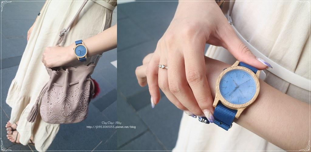歐洲 Plantwear 木製手工手錶 (3)
