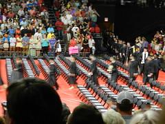 Michael's College Graduation