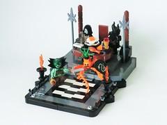 The pumpkin soldier (overview)
